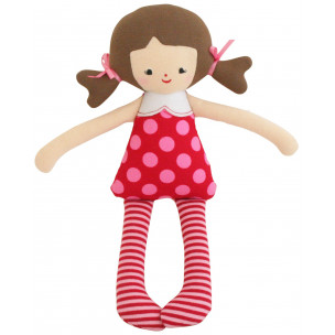 Doll Rattles for Girls