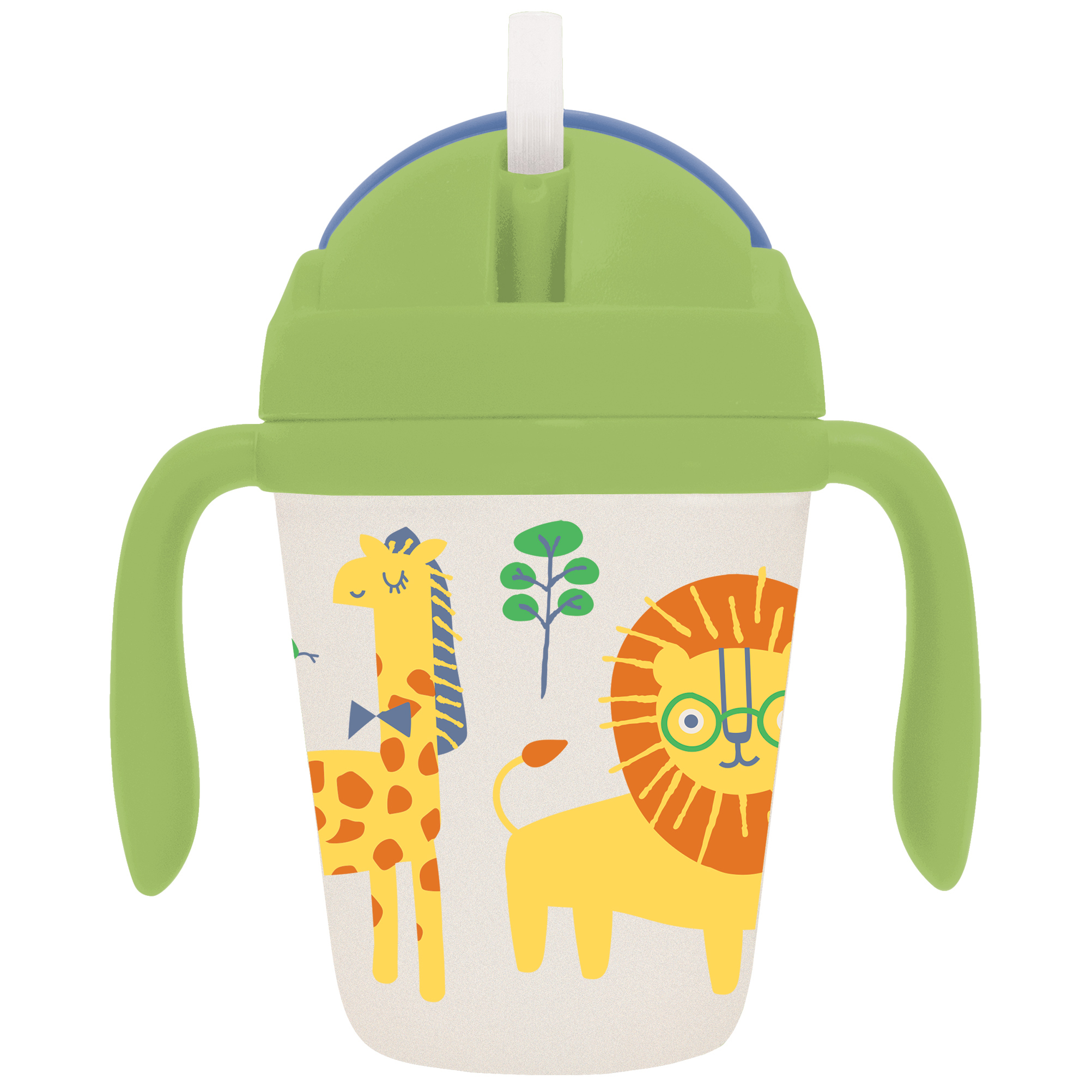 Bamboo Sippy Cups