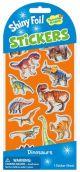 Dinosaur Shiny Foil Stickers