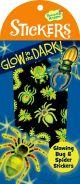 Glow in the Dark Bug & Spider Stickers