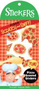 Pizza Scratch & Sniff Stickers