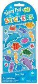 Sea Life Shiny Foil Stickers