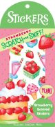 Strawberry Scratch & Sniff Stickers